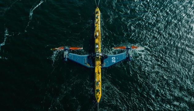 Біля берегів Шотландії запрацювала «найпотужніша у світі» турбіна