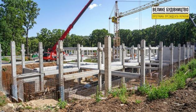 В Харькове строят новый онкоцентр