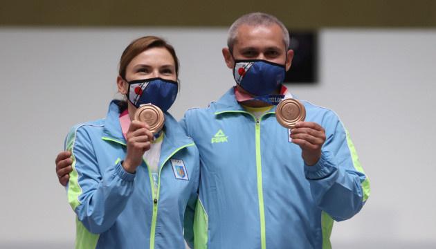 Бронзовый призер Олимпиады Омельчук вернулся в Украину