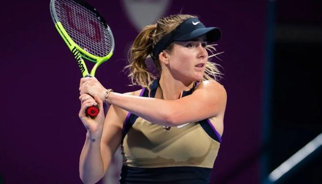 Svitolina loses to Vondrousova in Tokyo Olympics semifinals