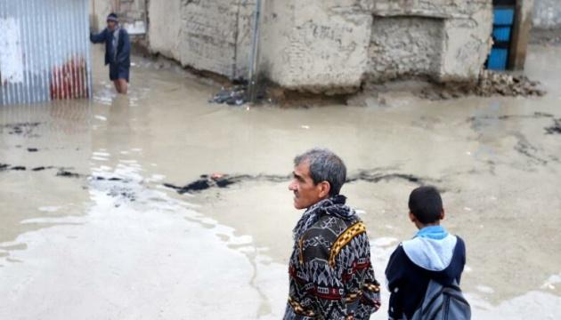 В Афганістані - щонайменше 40 загиблих через повені