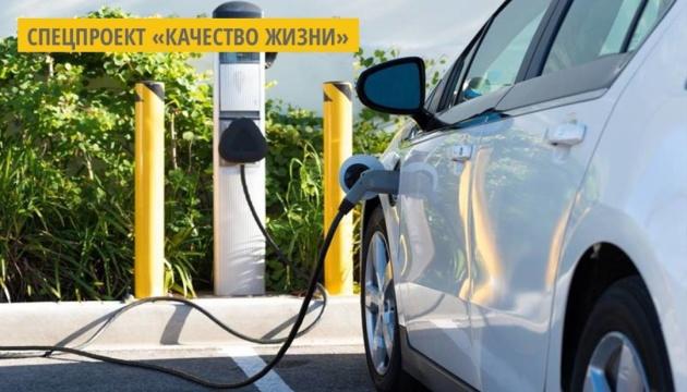В Украине уже зарегистрировали более 29 тысяч электрокаров