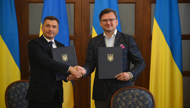 MFA, East Europe Foundation agree on support for Crimean Platform's expert network