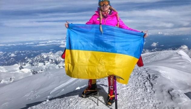 Перша українка на Евересті та К2 може стати Героєм України