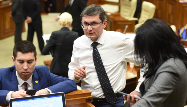 В Молдове избрали руководство нового парламента