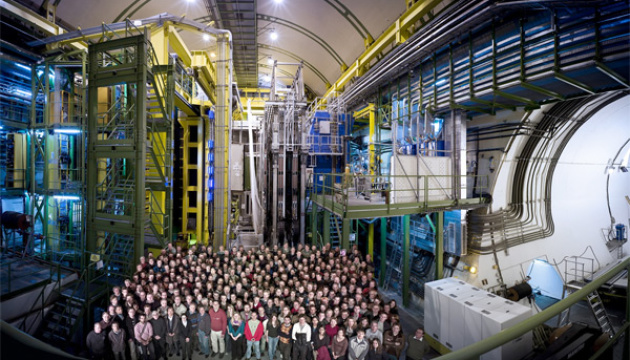 На Великому адронному колайдері відкрили нову форму матерії