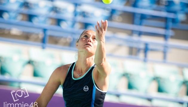 Украинка Бондаренко успешно выступает на турнире WTA 125 в США