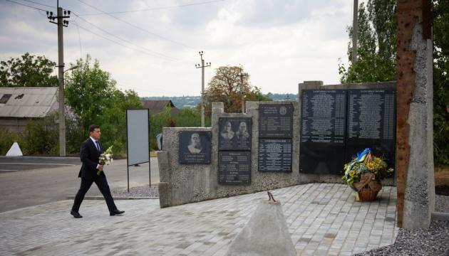 Zelensky: Frontline town of Avdiivka has chosen line of freedom, development