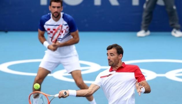 Теннис: хорваты выиграли «золото» и «серебро» в парном финале Игр-2020