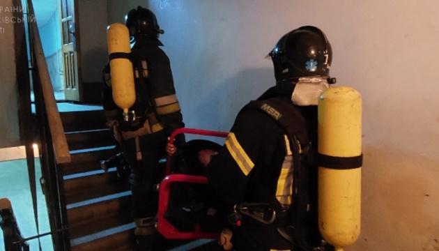 У Франківську через пожежу в гуртожитку евакуювали 88 студентів