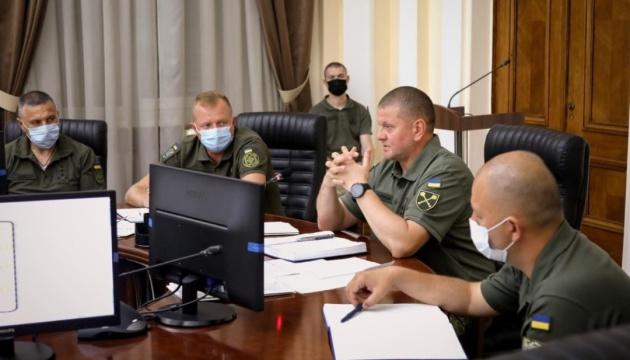 Головнокомандувач ЗСУ назвав пріоритетні завдання реформування армії