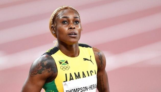 Томпсон побила олимпийский рекорд Гриффит-Джойнер в беге на 100 метров