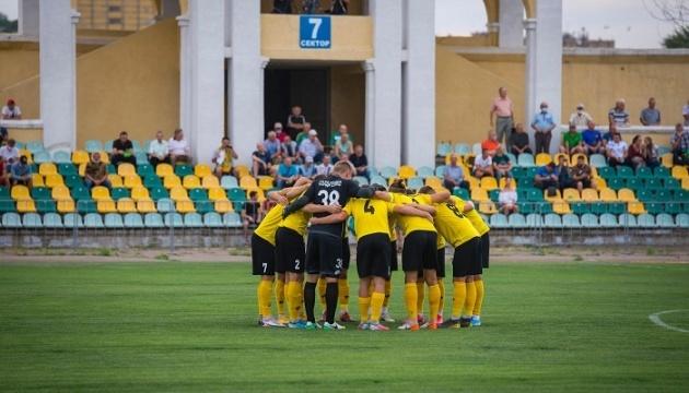 Стартовал второй тур чемпионата Украины по футболу в Первой лиге