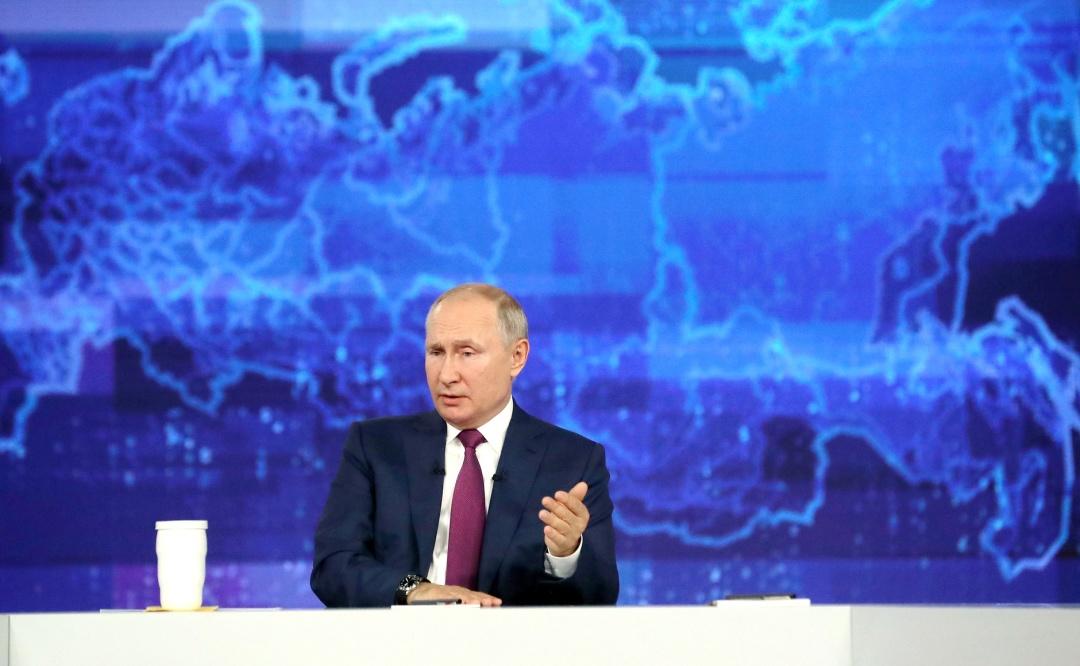 Владімір Путін / Фото: kremlin.ru