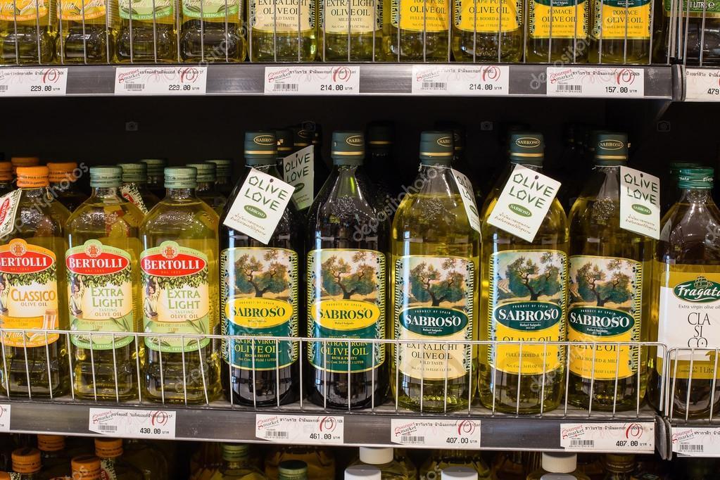 Оливкова олія - головна у Європі