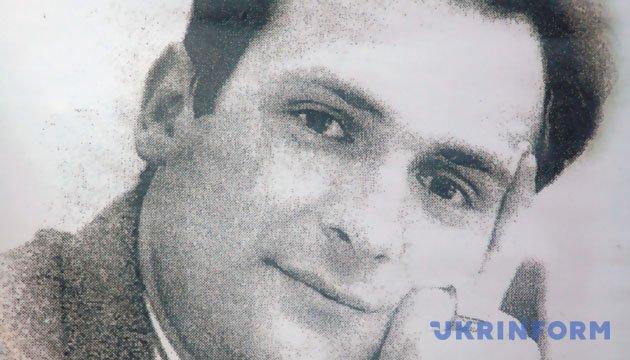 На фото: Таким Георгій Гонгадзе залишився у пам'яті рідних, близьких, друзів. - Зйомка 16 вересня 2005 року. З фондів Укрінформу