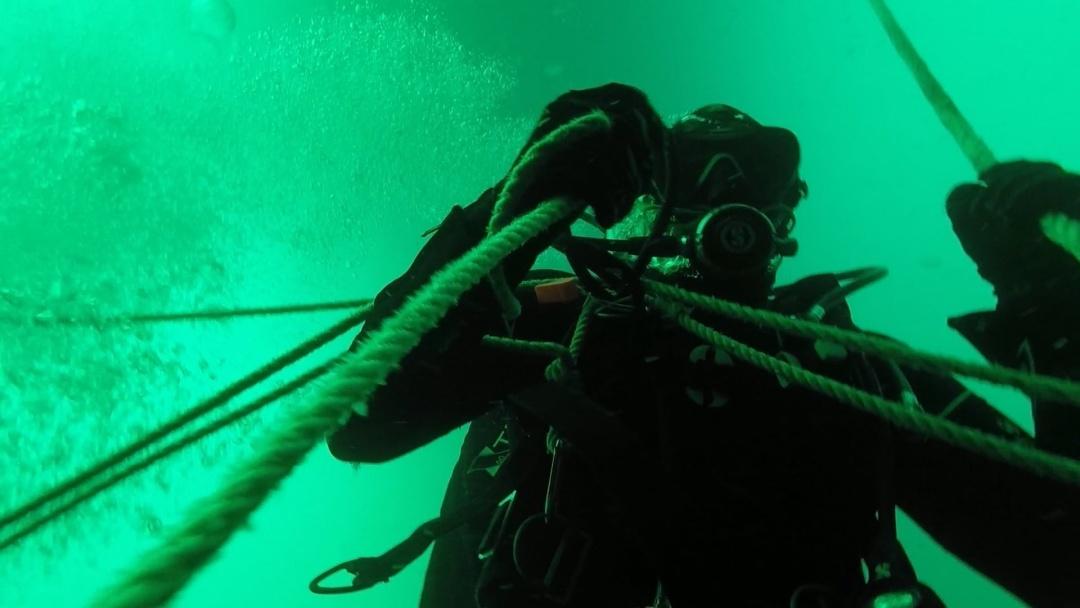 В Черном море проходят многонациональные противоминные учения «Дайв-2021». Мы участвуем (ФОТО) 3