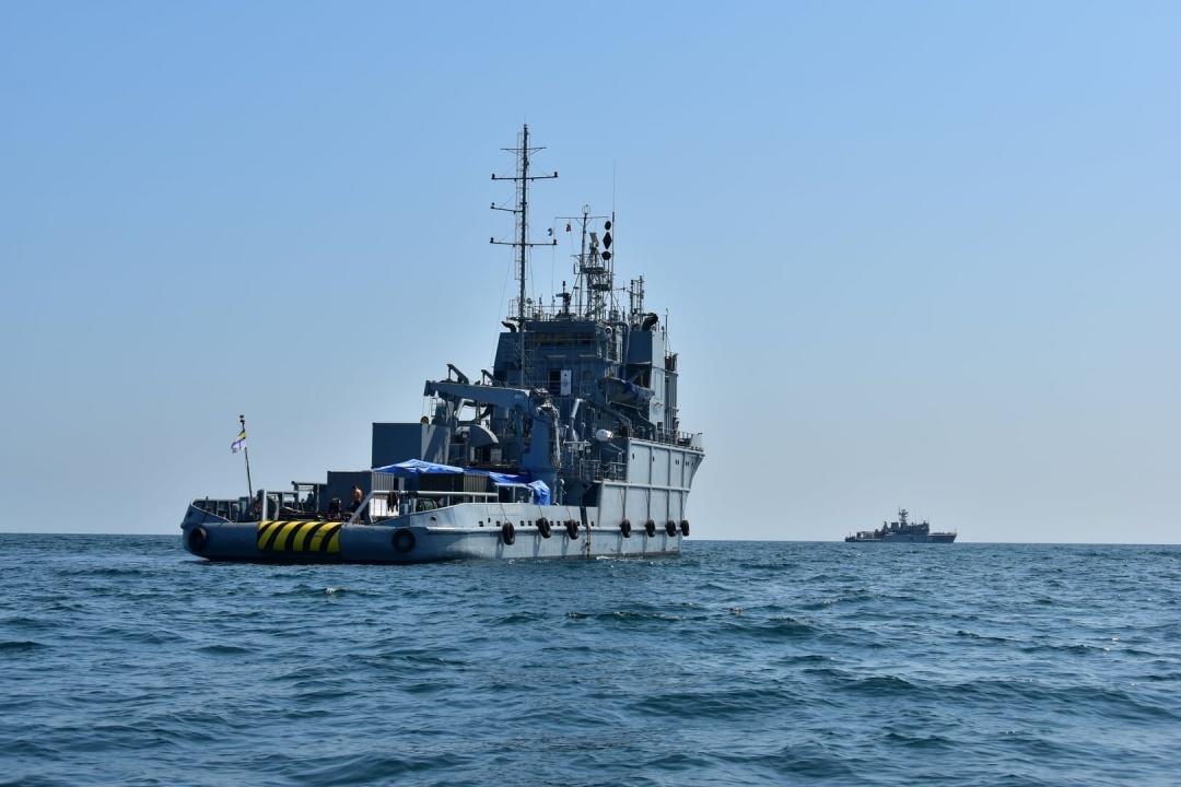 В Черном море проходят многонациональные противоминные учения «Дайв-2021». Мы участвуем (ФОТО) 5