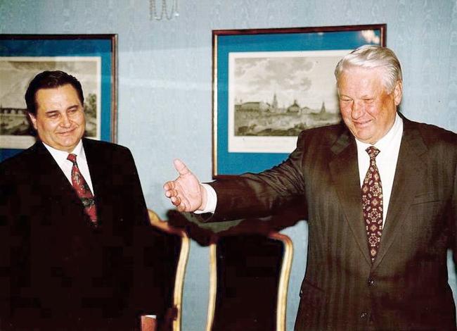 Марчук – одна з ключових постатей української політики 1990-х та 2000-х років