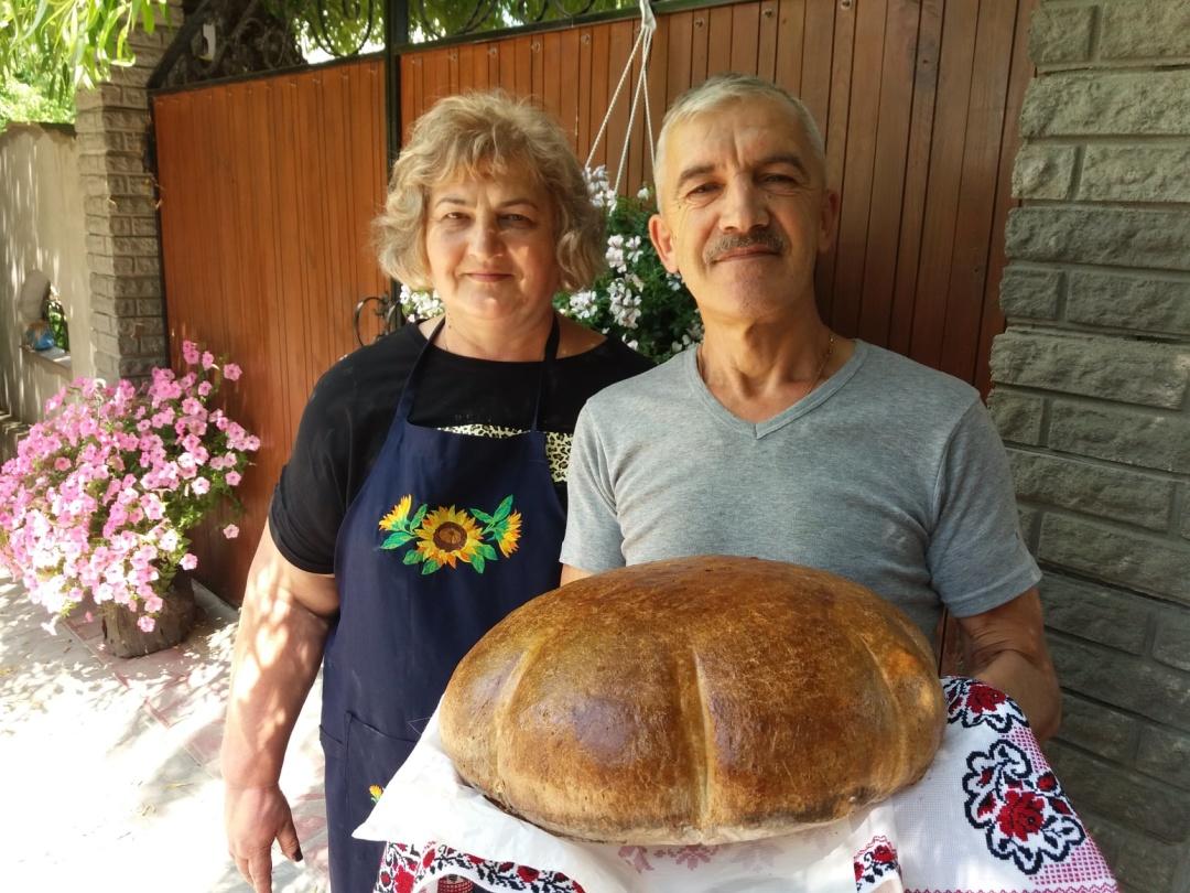 Валентина та Валерій Василенки