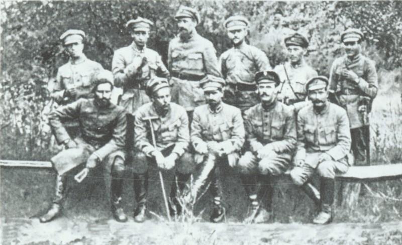 Січові стрільці. Шепетівка, 1919 р.
