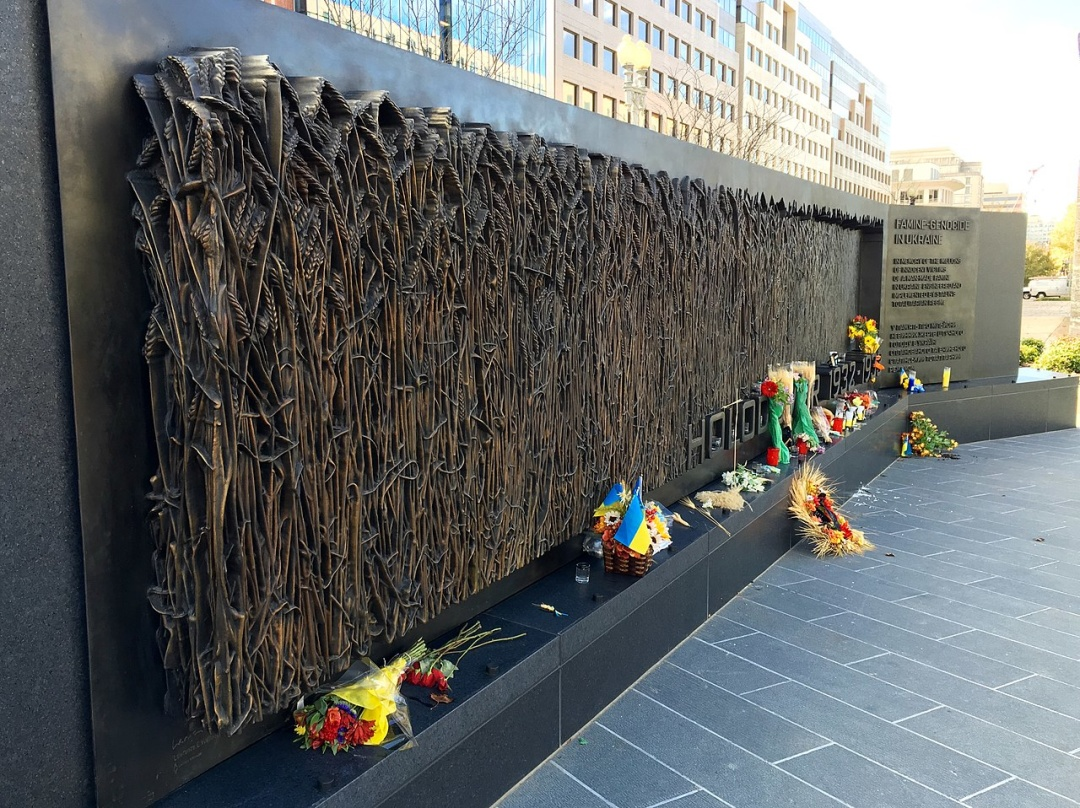 Меморіал жертвам українського Голодомору-Геноциду, Вашингтон