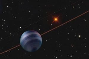 Астрономи отримали перші прямі зображення екзопланети