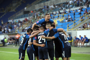 «Дніпро-1» розгромив «Чорноморець» у матчі футбольної Прем'єр-ліги України