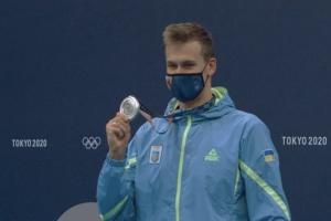 «Так тримати»: Зеленський привітав плавця Романчука зі «сріблом» у Токіо