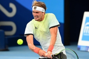 Теніс: Александр Зверєв з Німеччини виграв одиночний фінал Ігор-2020