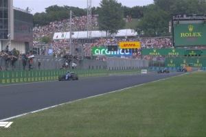 Формула-1: Окон виграв Гран-прі Угорщини, Гемілтон повернув лідерство