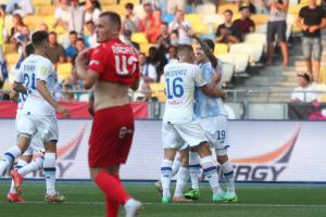 «Динамо» розгромило «Верес» у матчі футбольної Прем'єр-ліги