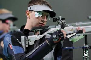 Куліш став восьмим на Олімпіаді-2020 в стрільбі з гвинтівки із трьох положень