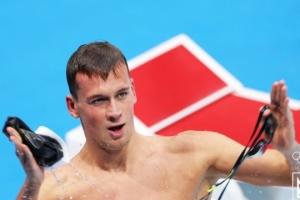 Mykhailo Romanchuk : Je veux devenir une idole en natation