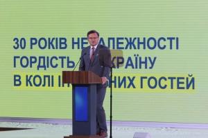 Кулеба анонсировал промокампанию об Украине на ВВС