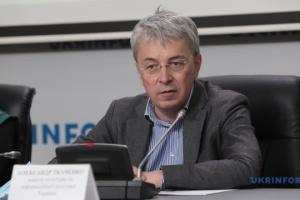 СКУ готовий інвестувати в держпроєкт Бабиного Яру понад 20 млн доларів – Ткаченко
