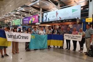 Діаспора закликала прем'єр-міністра Португалії взяти участь в інавгурації Кримської платформи