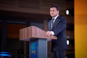 ゼレンシキー大統領、大富豪対策法の採択を歓迎