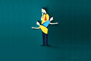 Дорослішати – означає взяти на себе відповідальність за те, що нам самим потрібно