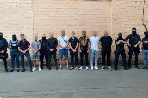 В Киеве задержали преступников, которые ограбили 150 иностранцев в ночных клубах