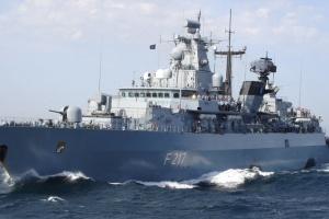 Німеччина відправила в Тихий океан військовий корабель