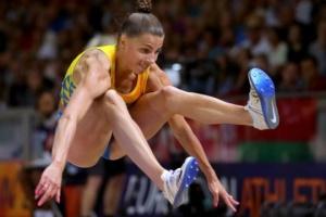 Бех-Романчук стала п'ятою на Олімпіаді-2020 в стрибках у довжину