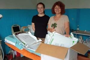 Українки Люксембургу передали допомогу потребуючим в Україні