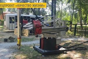 На Сумщине впервые в Украине на строительном 3D-принтере напечатают дом
