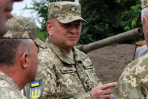 Ukraine Army commander puts on hold Donbas warzone visits of top officials