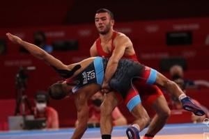 Український борець Насібов: Відкладу всі емоції до фіналу
