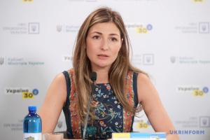 Emine Dzheppar nomme trois tâches principales de la diplomatie publique ukrainienne pour les cinq prochaines années