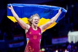 Ukrainian wrestler Cherkasova wins bronze at Tokyo Olympics