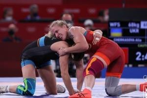 Борчиня Черкасова: Щаслива, що привезу сину обіцяну олімпійську медаль