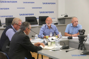 Німецький публіцист презентував у Києві книгу про Майдан і агресію РФ